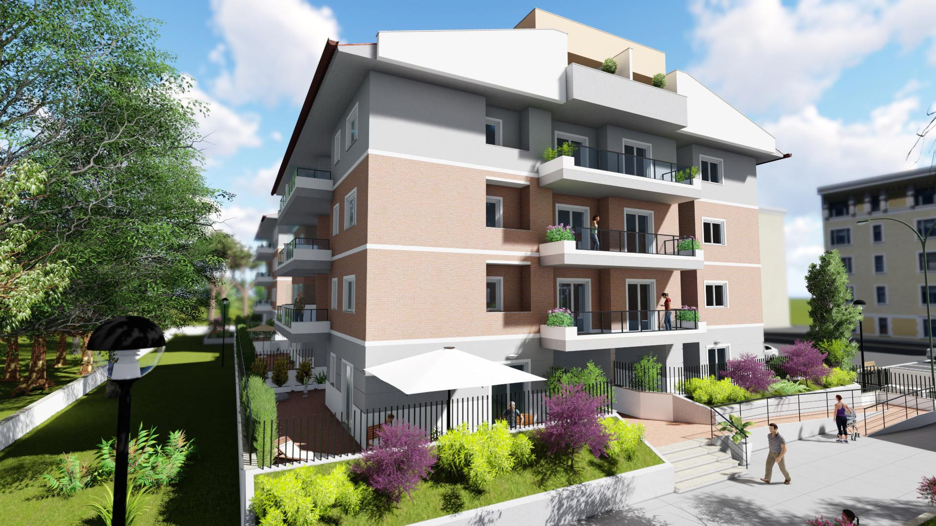 Case in vendita torresina 2 roma nuove costruzioni for Nuove planimetrie per la costruzione di case