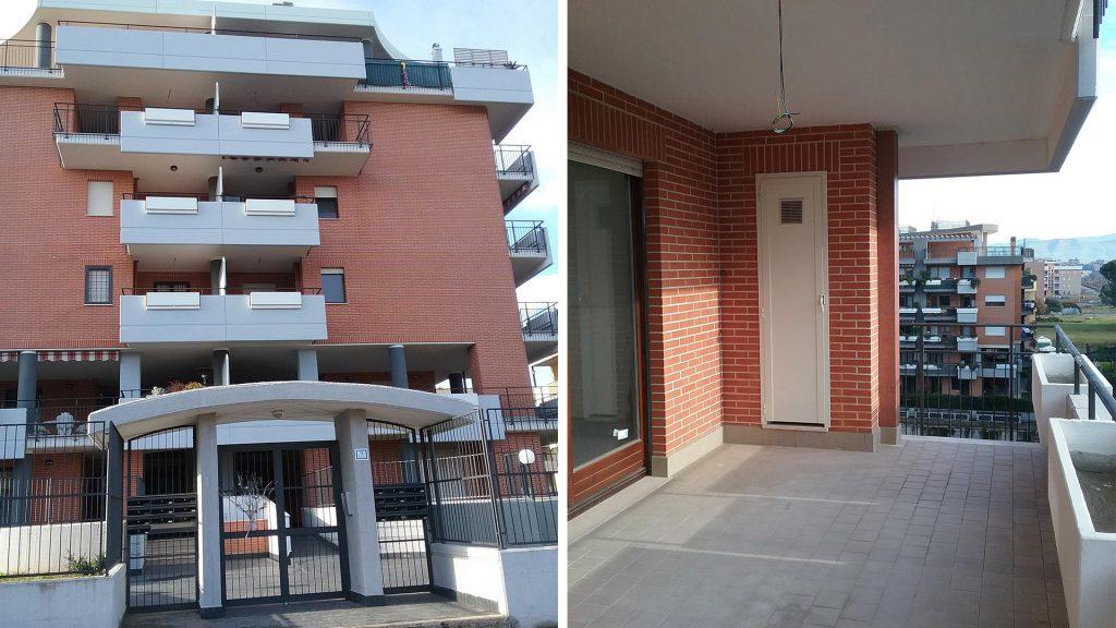 Vendita case e appartamenti in costruzione a roma est for Case in vendita ponte di nona