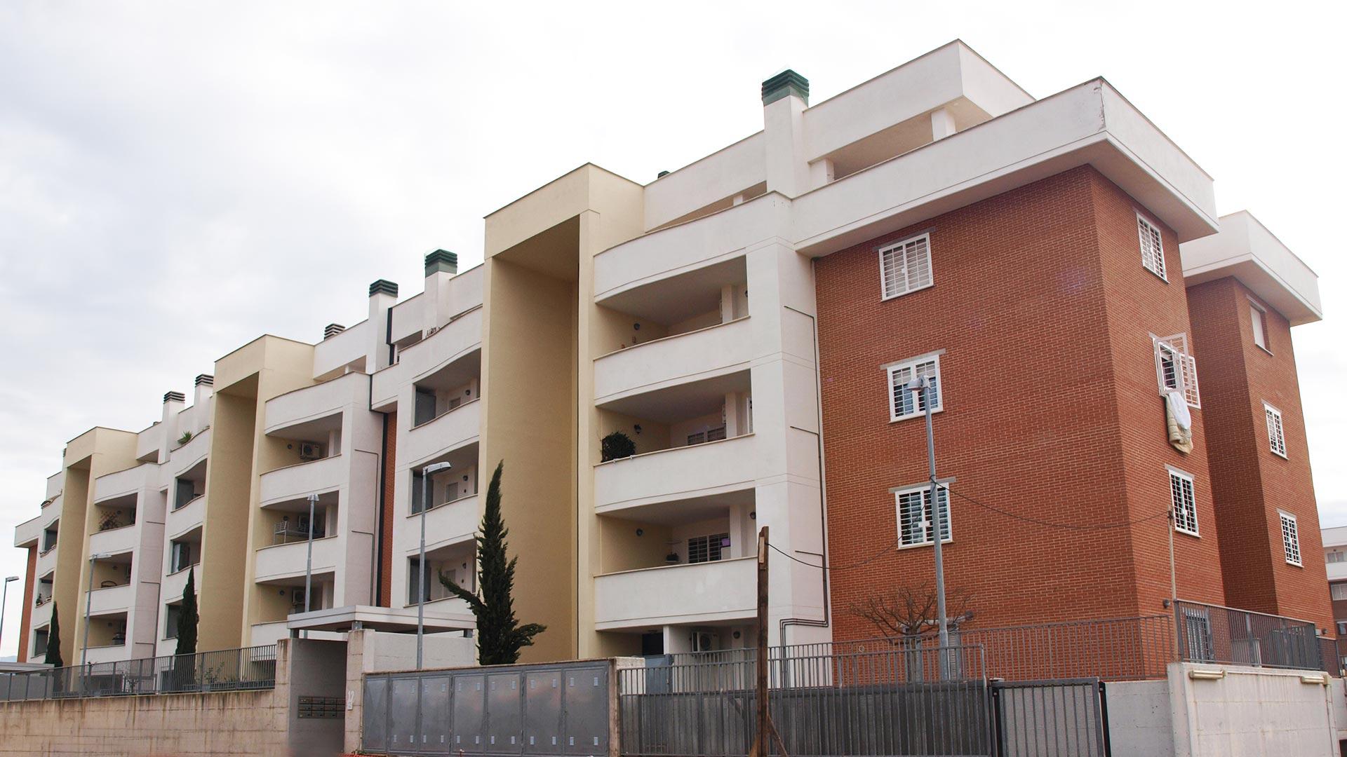 Appartamenti ponte di nona prenestina nuove costruzioni for Finanziamento della costruzione di nuove case