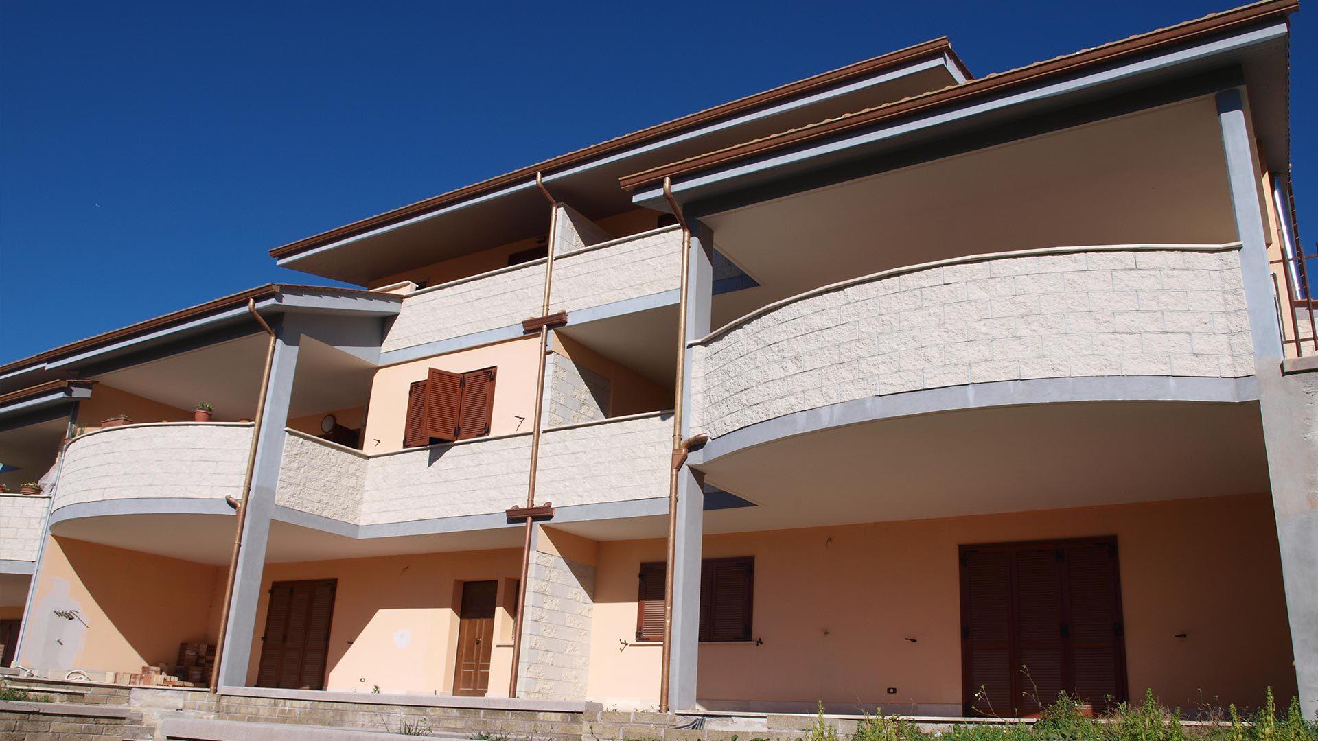 Nuove costruzioni sacrofano via flaminia residenze immobiliare - Progetti e costruzioni porte ...