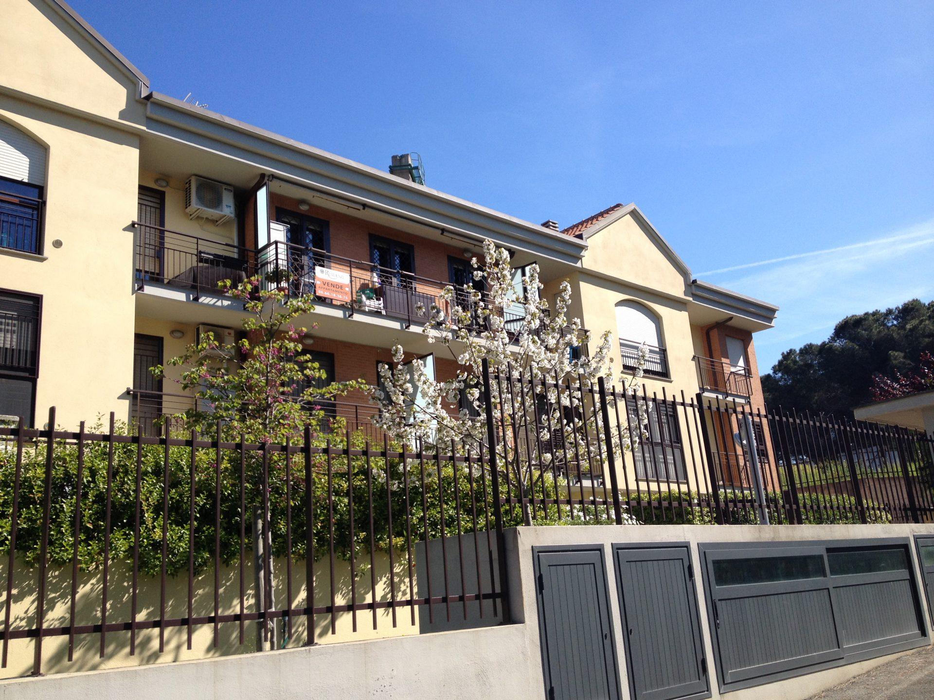 vendita casa colle aurelio roma