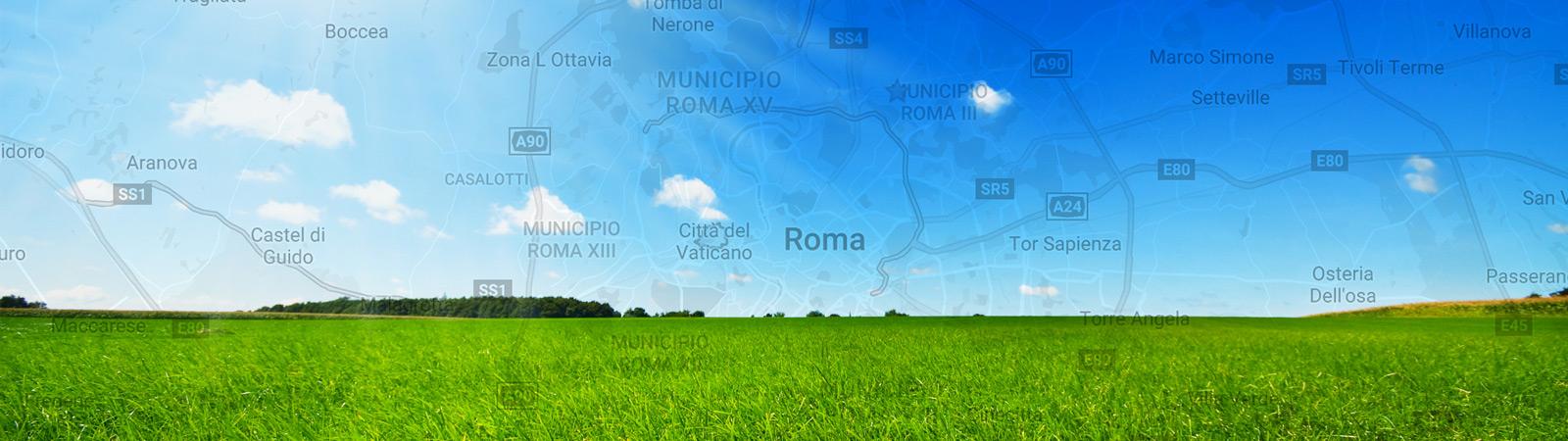 Riqualificazione delle nuove periferie di Roma