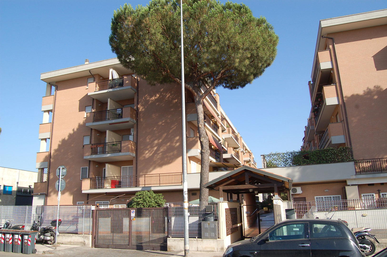 vendita appartamento settecamini roma