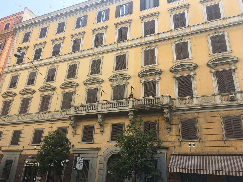 Affitto in zona prati roma appartamento trilocale for Roma affitto prati
