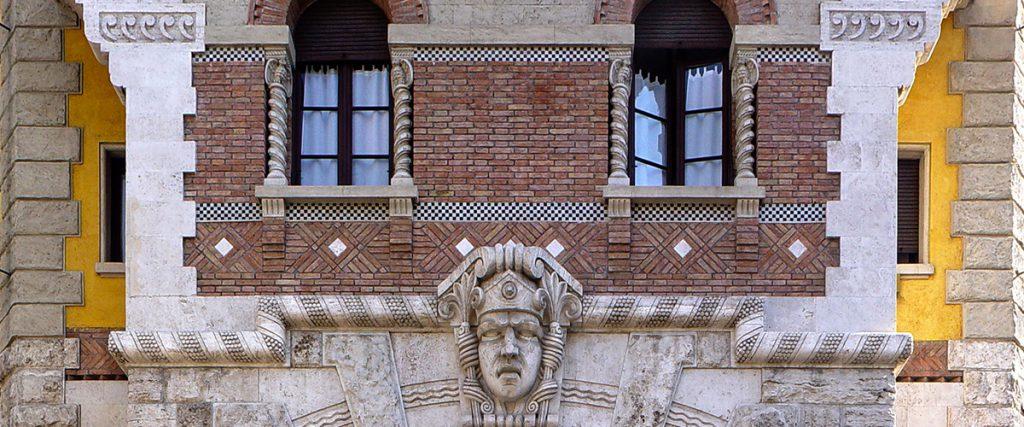 La Palazzina: un'invenzione romana