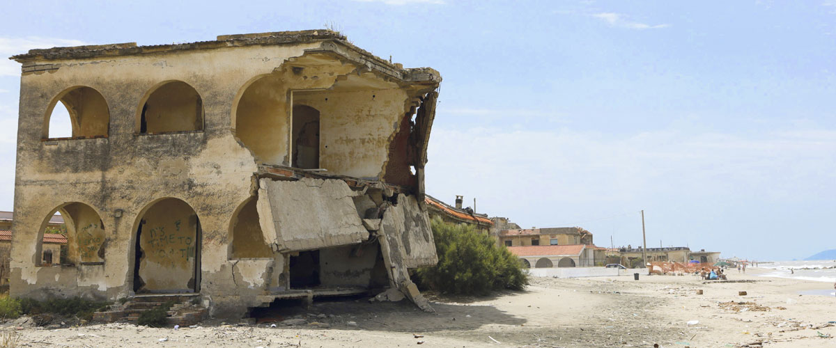 abusivismo edilizio italia