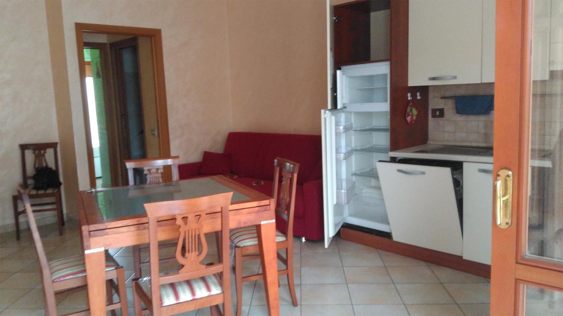 Affitto appartamento bilocale portuense roma residenze for Affitto bilocale arredato