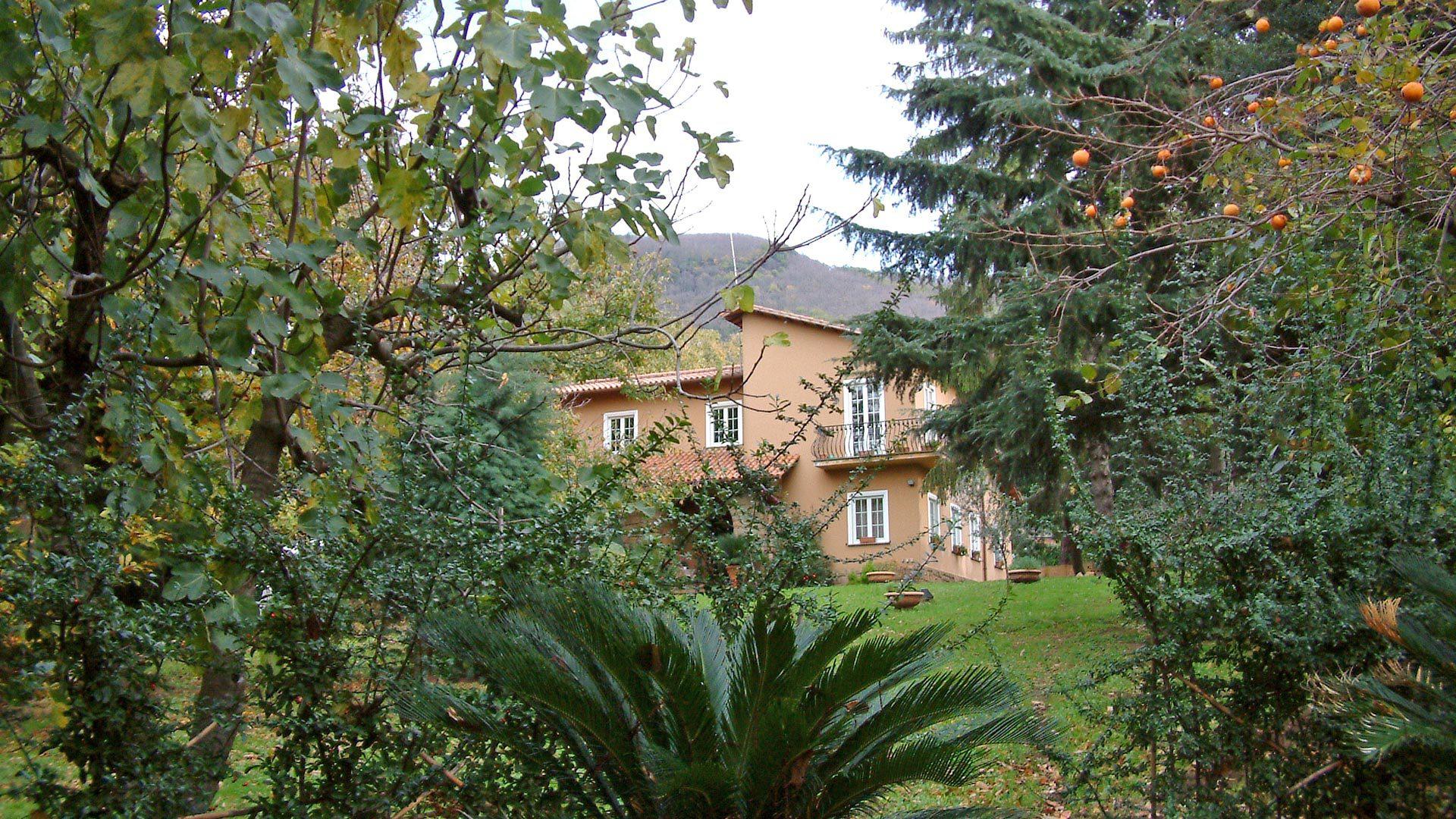 Villa a Rocca di Papa