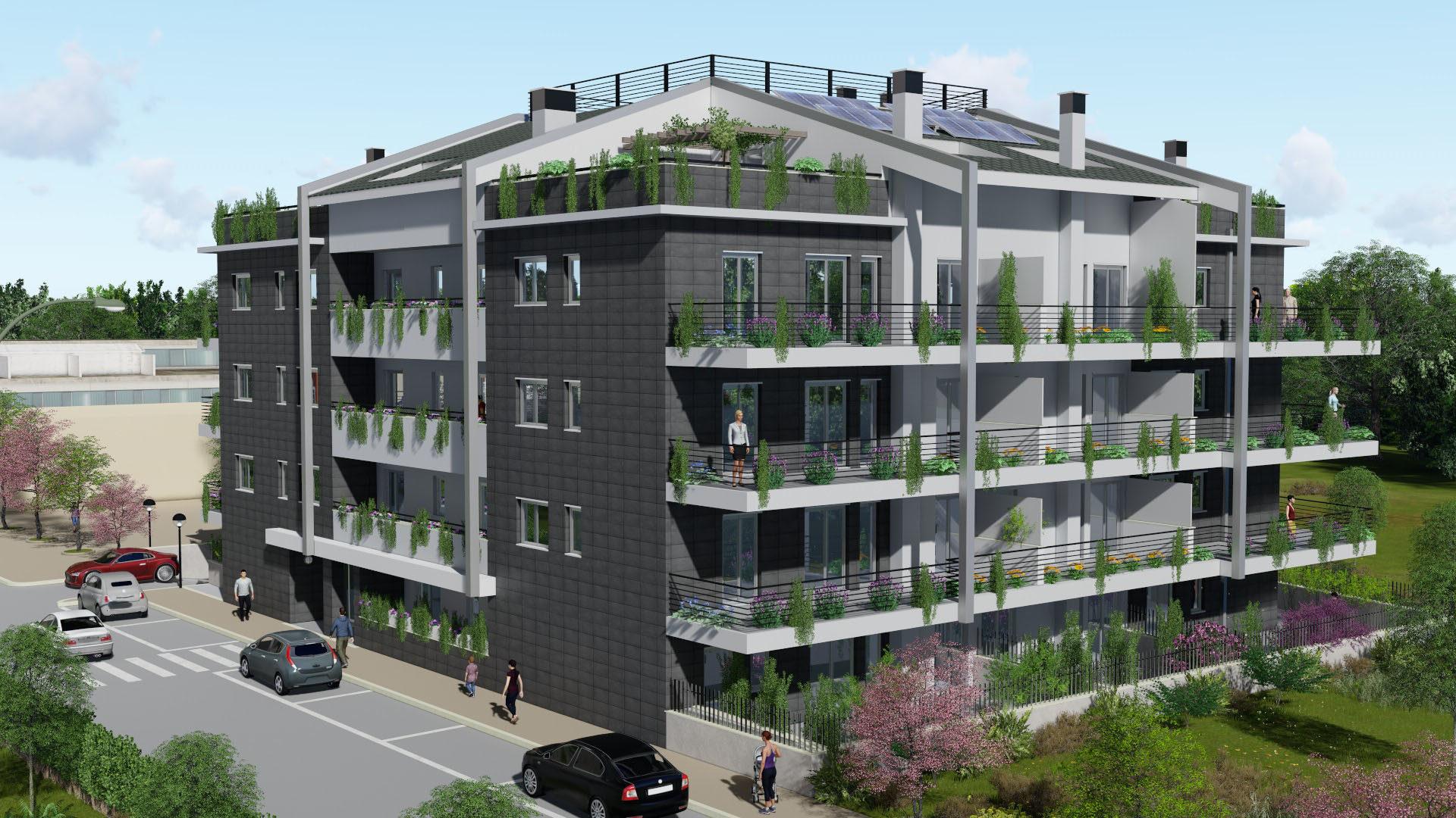 Imprese Di Costruzioni Roma nuove costruzioni - progetto galla placidia 93a - roma