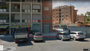 Locale commerciale Portuense