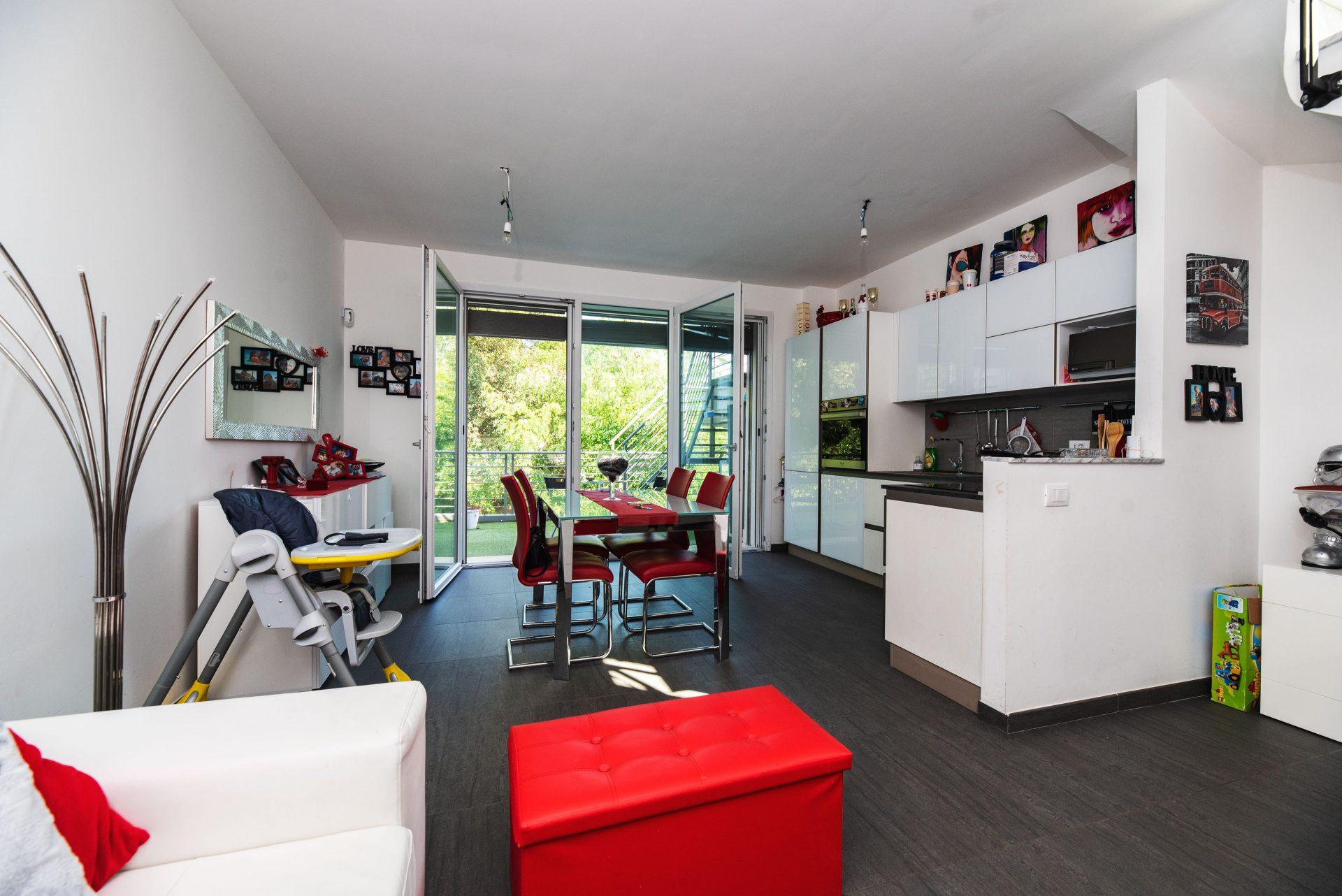 Vendita appartamento Boccea