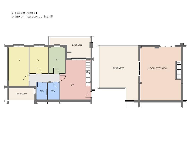 Vendita appartamento a Lunghezzina