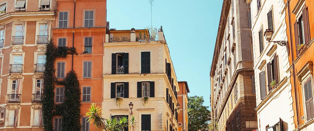 dove comprare casa a roma