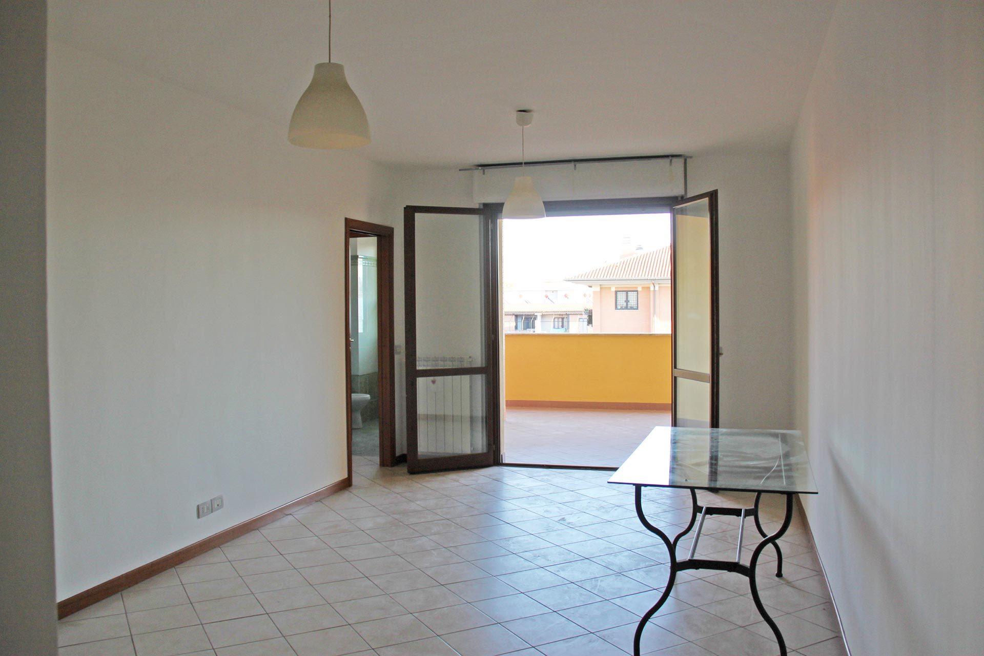 Vendita appartamento trilocale zona Romanina