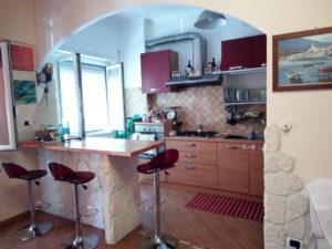 Vendita appartamento trilocale Ostia