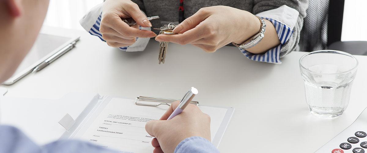 vendere casa affittata
