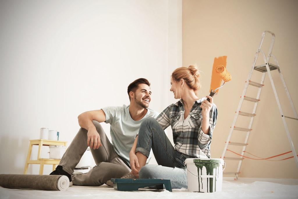 ristrutturare casa affitto