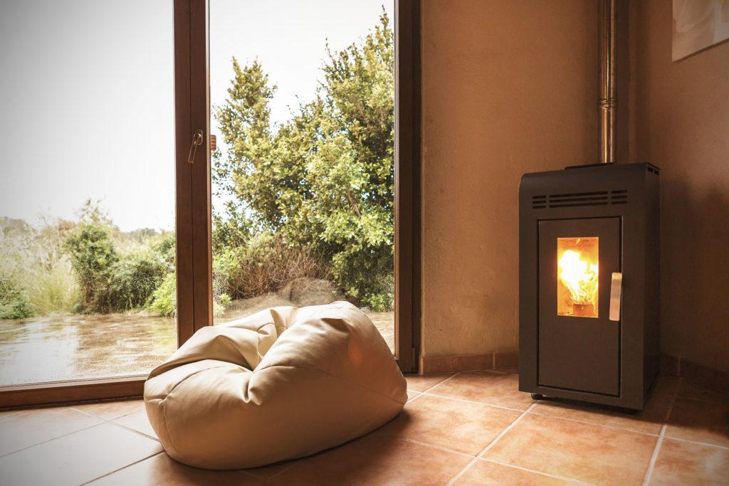riscaldamento casa ecosostenibile