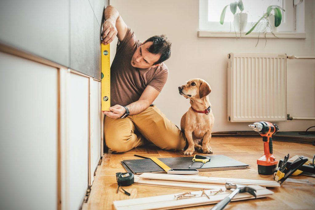 manutenzione straordinaria casa