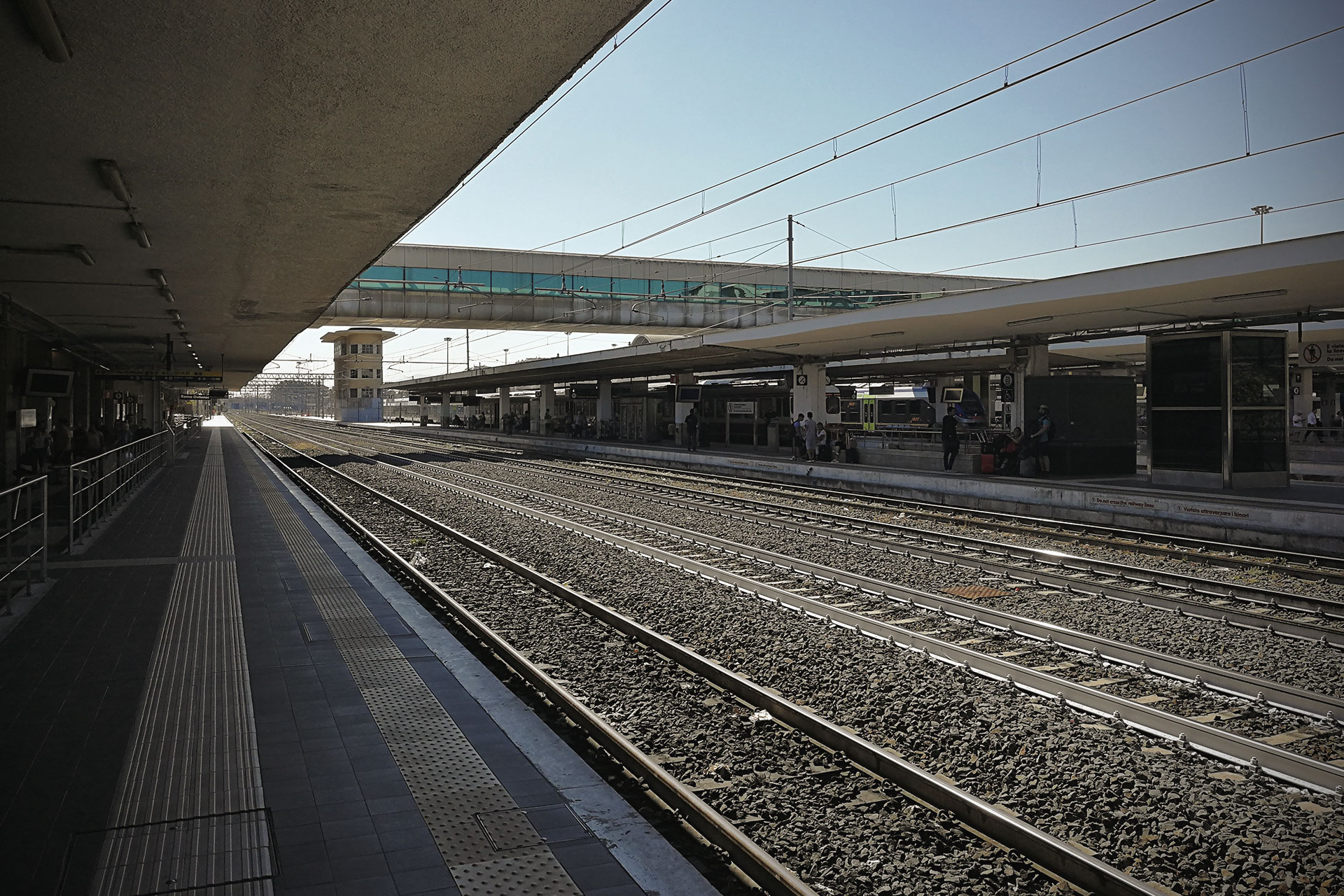 ferrovia roma lido