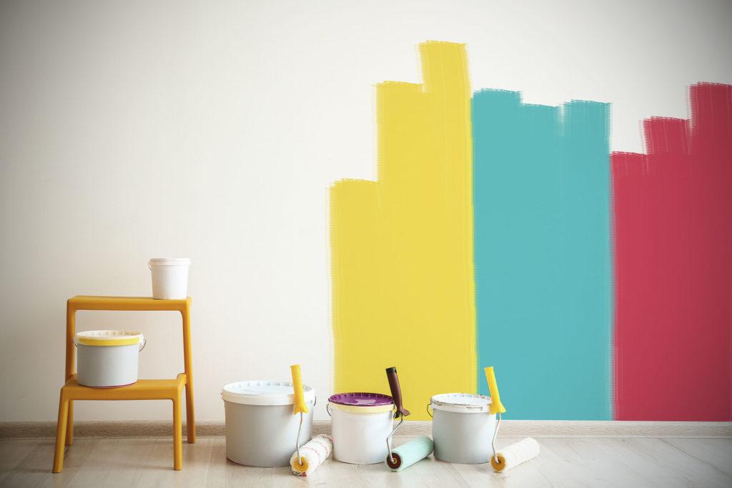 idee tinteggiare casa